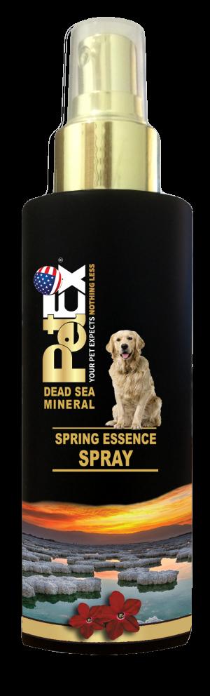 בושם לכלבים מועשר במינרלים מים המלח בניחוח אביב מלבב