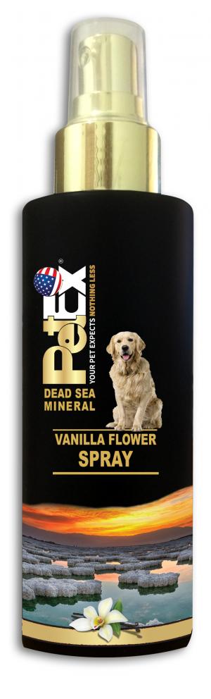 בושם לכלבים מועשר במינרלים של ים המלח בניחוח וניל 100 מיליליטר