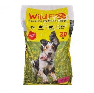 """ווילד פרי מזון לכלב 20 ק""""ג"""