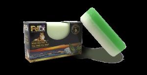 פטקס סבון גליצרין,עם שמן עץ התה ומינרלים מים המלח 95 גרם