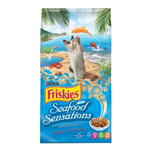 פריסקיז מעדני הים 7.2 קג – Friskies blue 7.2 kg