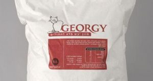 ג'ורג'י מזון לחתולי חצר 18 קג