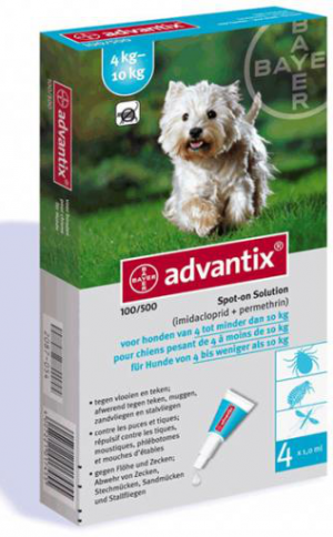 "אדוונטיקס לכלב 4-10 ק""ג"