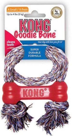 קונג Goodie Bone מידה XS