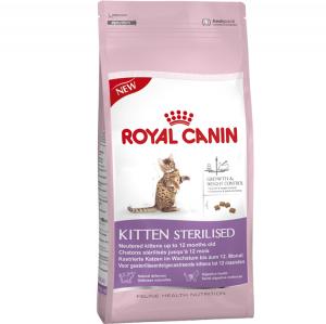 רויאל קנין מזון חתול מסורס גור