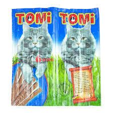 טומי מקלוני סלמון ופורל לחתול