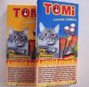 טומי liquid snacs