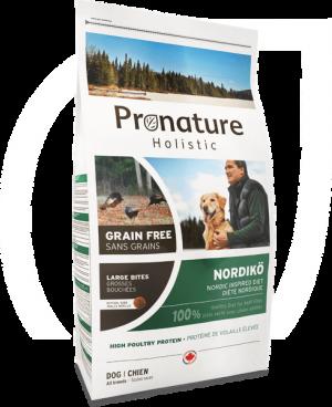 אוכל יבש לכלבים – נורדיקו של פרונייצ׳ר לכל שלבי החיים, 6 ק״ג