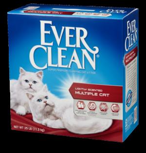 """אוור קלין חול למספר חתולים 8.3 ק""""ג"""