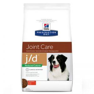 הילס רפואי כלב J/D מופחת קלוריות