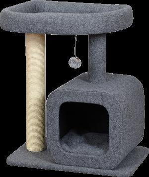 מתקן גירוד לחתול 2 קומות של חברת פטקס דגם HY18314