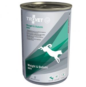 טרו וט אוכל רפואי לכלבים שימור ווייט & דיאבטיק WRD