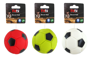 כדור משחק לכלב העשוי פי וי סי לחווית משחק מאתגרת במיוחד דגם EV023