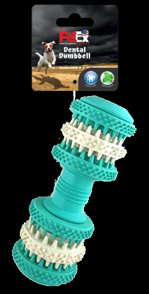משחק דנטלי לכלב בניחוח מנטה מרענן לניקוי שיניים יסודי דגם ER013