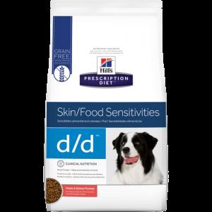 הילס רפואי כלב D/D סלמון