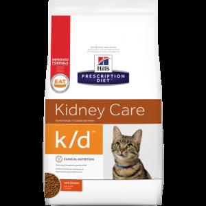 הילס רפואי חתול K/D