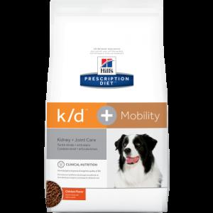 הילס רפואי כלב K/D + מוביליטי