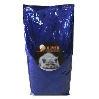 אוליבר מזון לחתולים