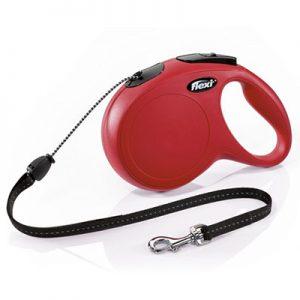פלקסי קלאסיק M – רצועת גלילה לכלבים במשקל עד 20 ק״ג