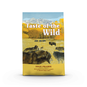 טייסט אוף דה ווילד פריירי – בשר ביזון ואייל