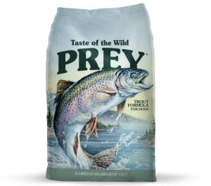 טייסט אוף דה ווילד Prey – דג פורל
