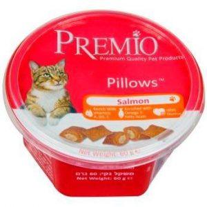 פרמיו חטיף לחתול סלמון 60 גרם
