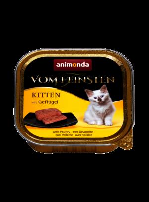 שימור וום פיינסטן לחתלתול בטעם עוף