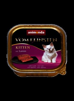 שימור וום פיינסטן לחתלתול בטעם טלה
