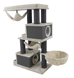 מתקן גירוד לחתול – לונה פארק דגם PS1000