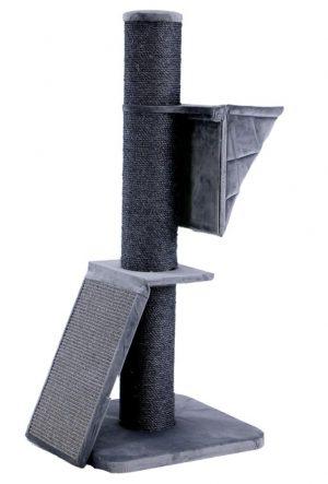 מתקן גירוד לחתול – שק שינה מפנק דגם PS948-1